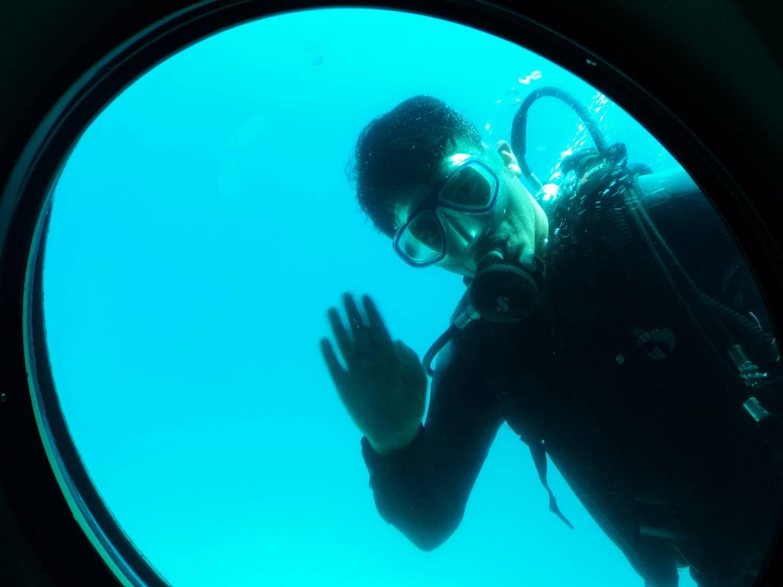 иллюминаторы на подводной лодке фото сожалению, вашему