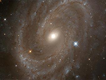 Астрономы сократили подростковый период галактик