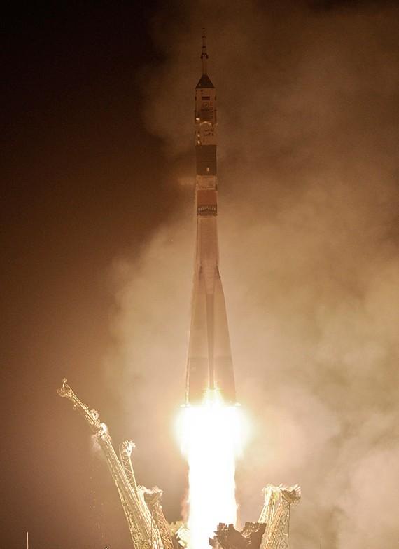 С космодрома Байконур успешно запущена 26-я экспедиция на МКС CVAVR AVR CodeVision cvavr.ru