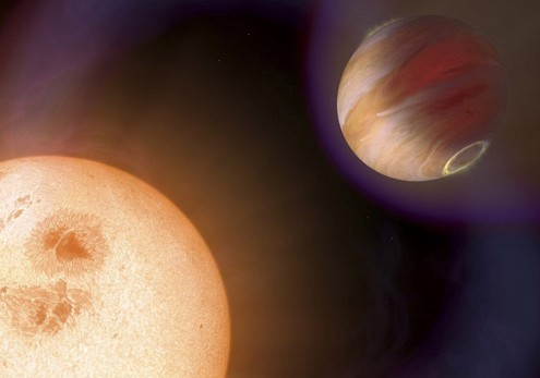 SWEEPS-10. Иллюстрация NASA