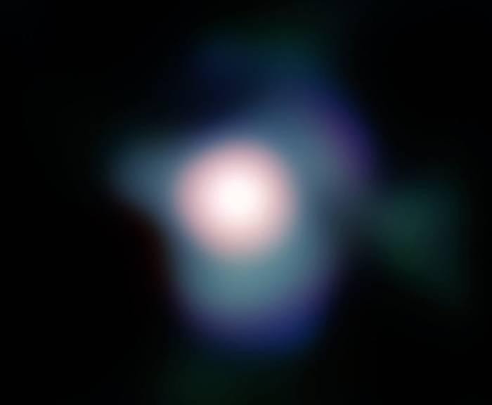 Звезда Бетельгейзе.Фото ESO