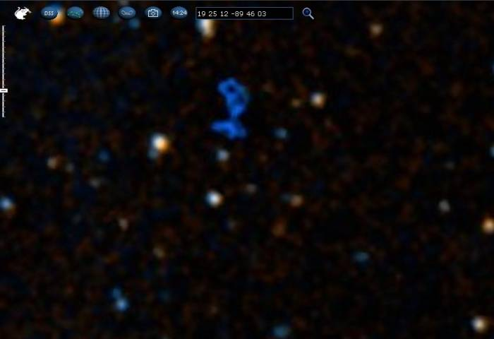 Скриншоты объектов с сайта sky-map.org