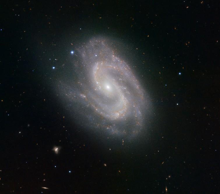 Галактика NGC 157. Фото ESO