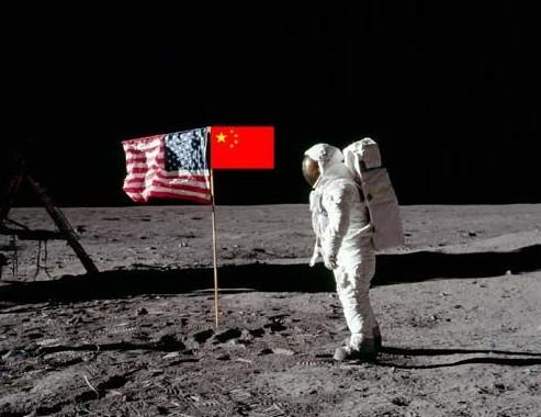 Китай намерен покорить Луну