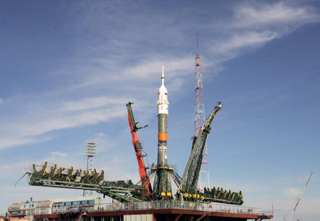 Россия планирует весной 2011 года осуществить девять пусков ракета-носителей