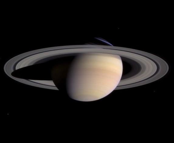 Сатурн. Фото CICLOPS