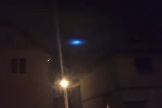 НЛО над Ханты-Мансийском