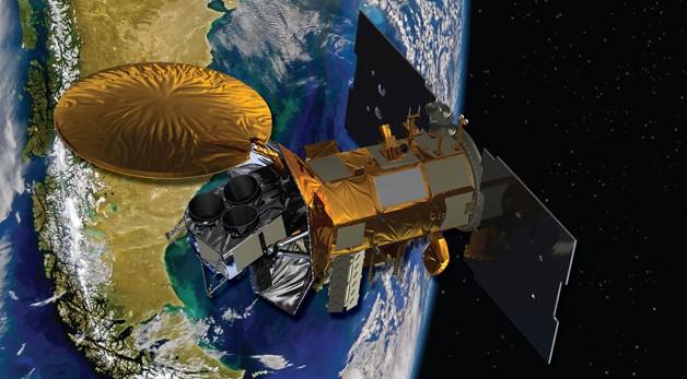 Орбитальная обсерватория Aquarius/SAC-D займется изучением Мирового океана