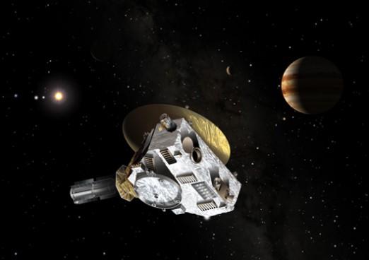 New Horizons. Иллюстрация NASA.