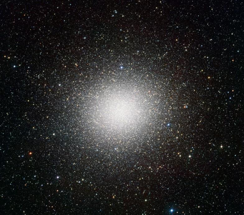 Шаровое звездное скопление Омега Центавра (NGC 5139)
