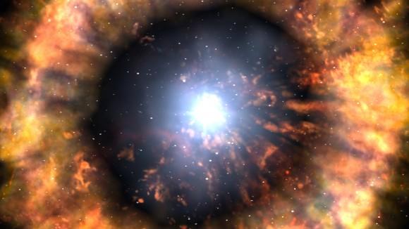 Музыка сверхновых звезд (+Видео)