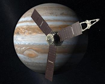 Аппарат NASA готов к полету на Юпитер