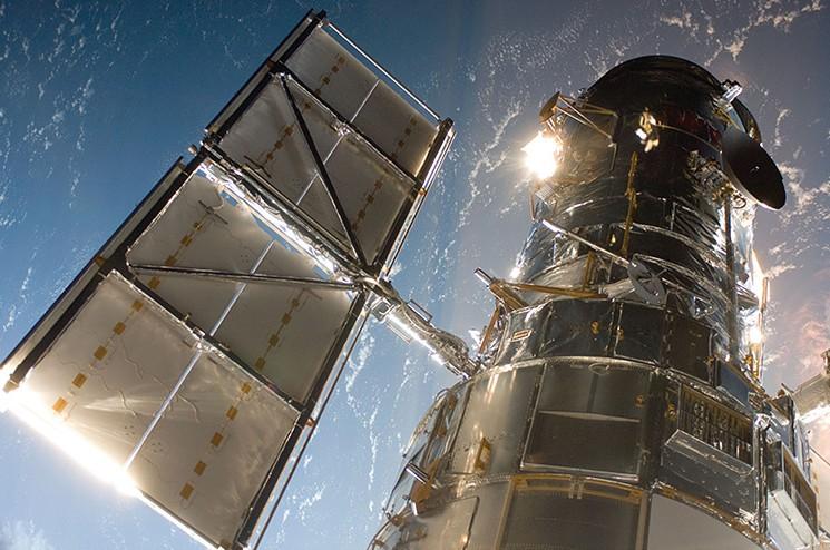 «Хаббл» сделал свой миллионный снимок