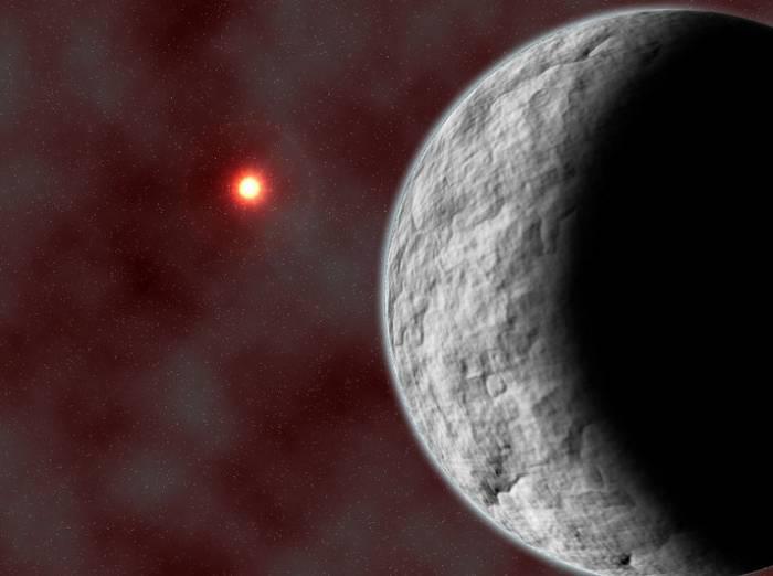 MOA-2009-BLG-266Lb стала первой экзопланетой, обнаруженной за снеговой линией методом гравитационног
