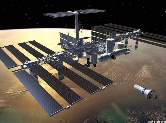 После 2020 года МКС будет затоплена в океане