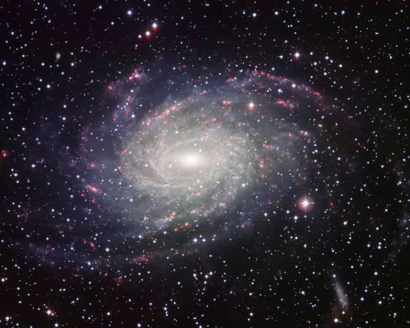 Галактика NGC 6744. Фото ESO