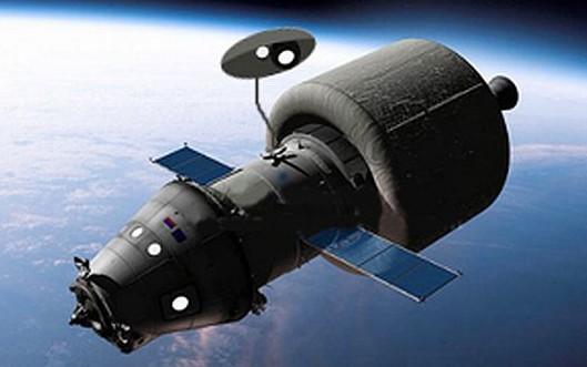 «Союзы» заменит новый российский пилотируемый корабль «Русь»