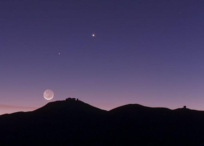 Обсерватория ESO в Параналь, Чили. Фото ESO
