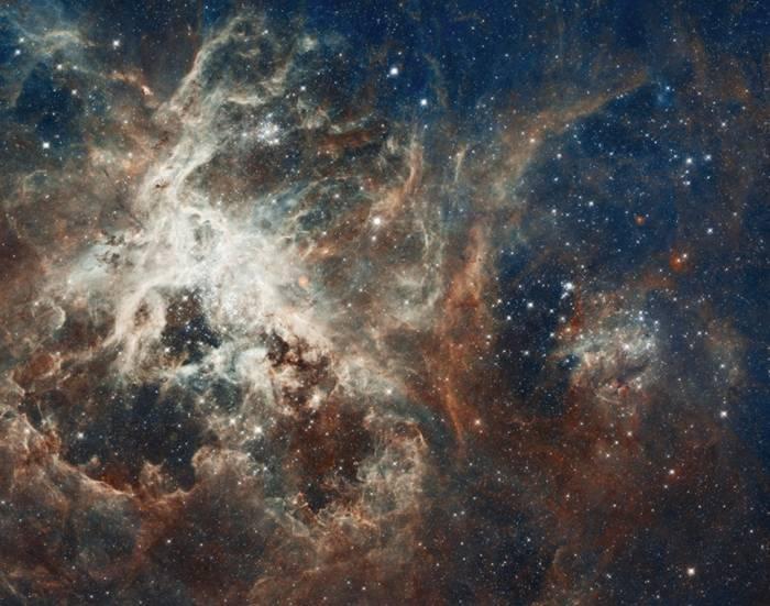 Туманность Тарантул (NGC 2070)