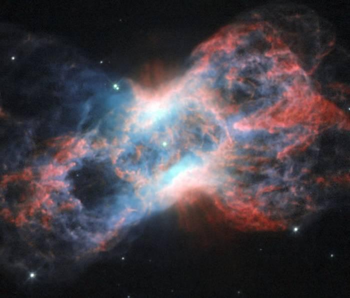 Планетарная туманность NGC 7026