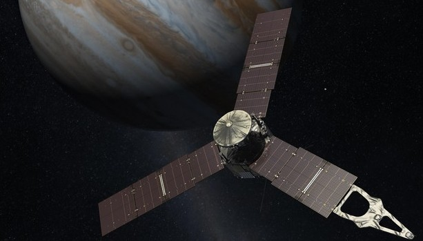 Аппарат NASA «Юнона» вышел на траекторию сближения с Юпитером