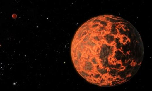 Кандидат в экзопланеты UCF-1.01 глазами художника