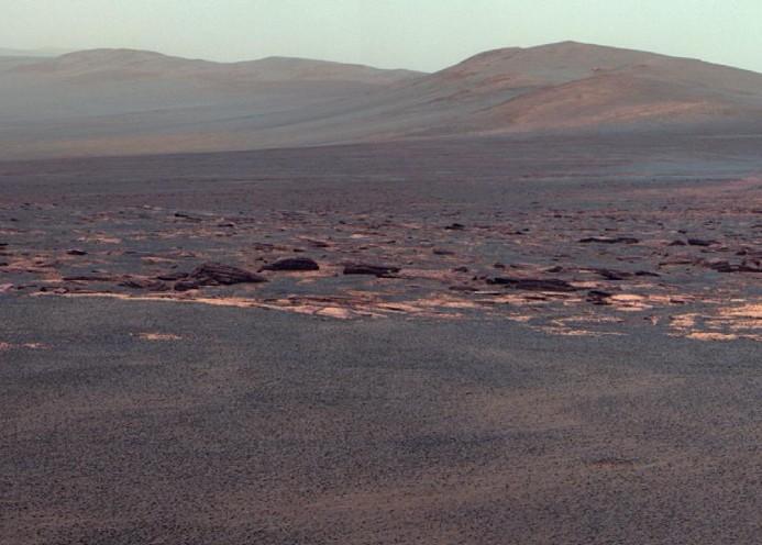 Марсоходом Opportunity обнаружена глина