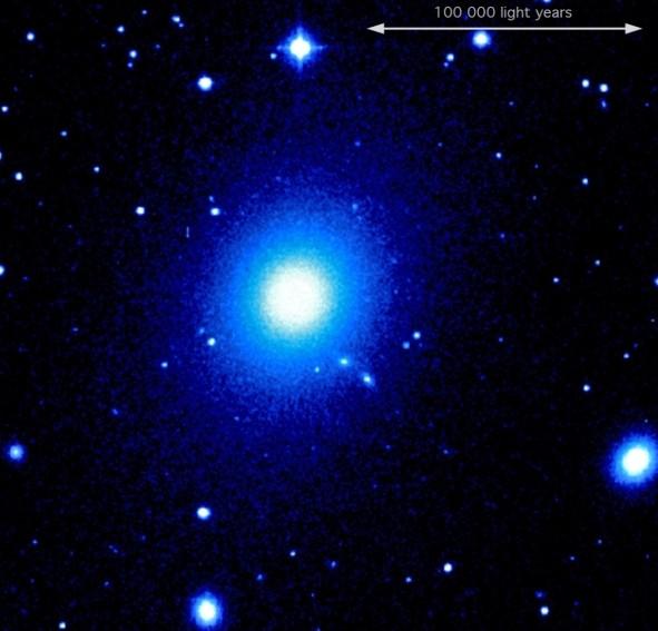 Радиотелескоп lofar увидел гигантский газовый пузырь сверхмассивной черной дыры CVAVR AVR CodeVision cvavr.ru