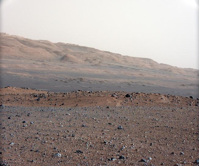 Метан на Марсе пока обнаружить не удалось