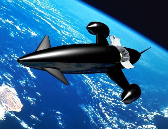 Воздушно-космический автоматический челнок Skylon