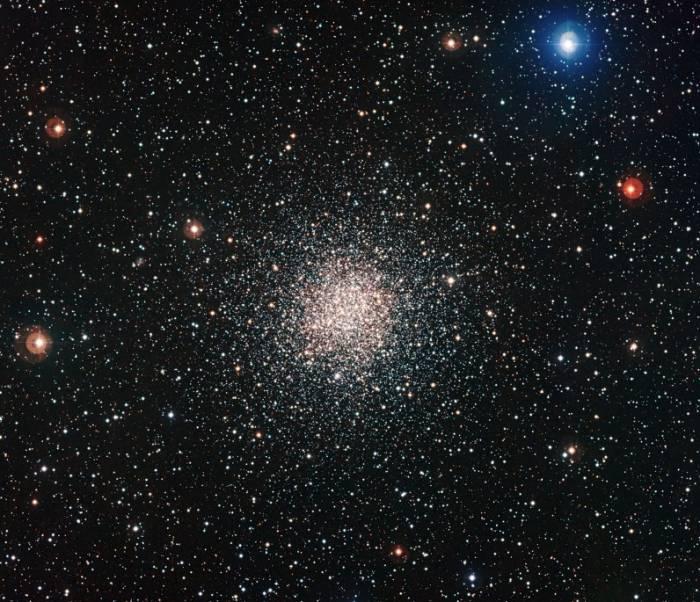 Шаровое звездное скопления NGC 6362.