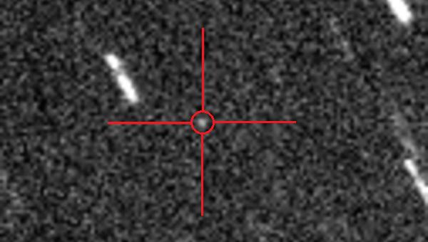 Астероид DA14