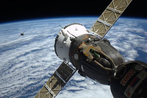 Прогресс М-18М затоплен в акватории Тихого океана CVAVR AVR CodeVision cvavr.ru