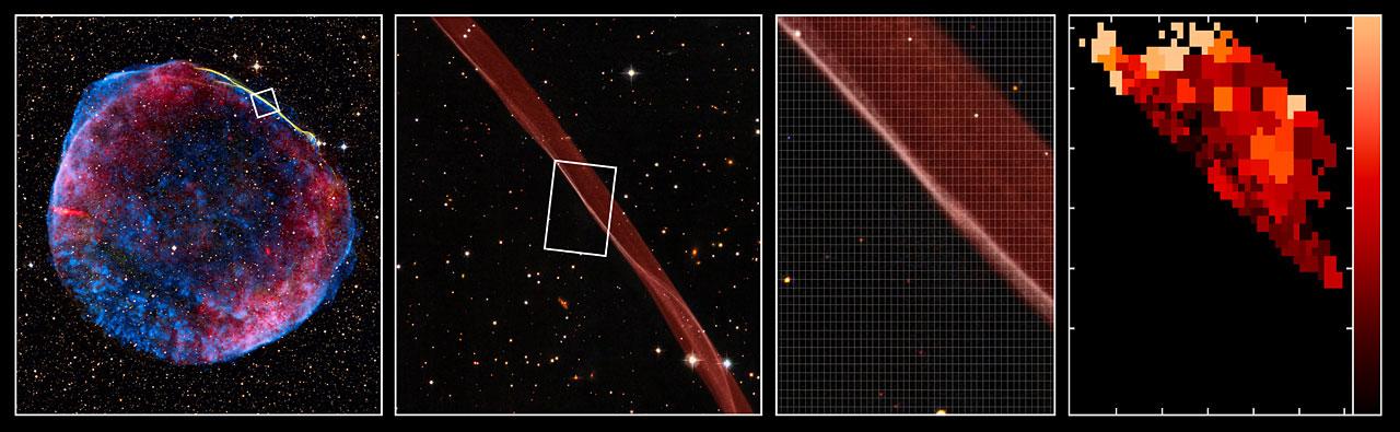 Ученые на пути к раскрытию тайны происхождения космических лучей CVAVR AVR CodeVision cvavr.ru