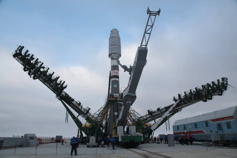 На космодроме Байконур начались работы с ракетой-носителем «Союз-2.1а» CVAVR AVR CodeVision cvavr.ru