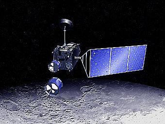 На Луне обнаружен уран