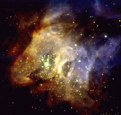 Строение звездного
