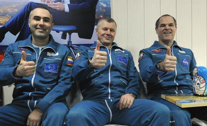 Экипаж космического корабля «Союз ТМА-06М» вернулся на Землю (Обновлено 17:35) CVAVR AVR CodeVision cvavr.ru