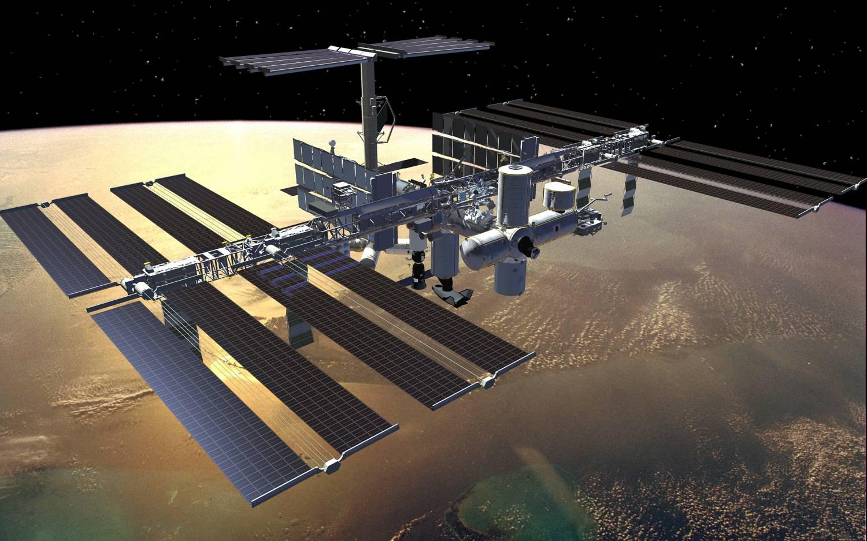 Международная космическая станция уклонилась от обломка китайского спутника CVAVR AVR CodeVision cvavr.ru