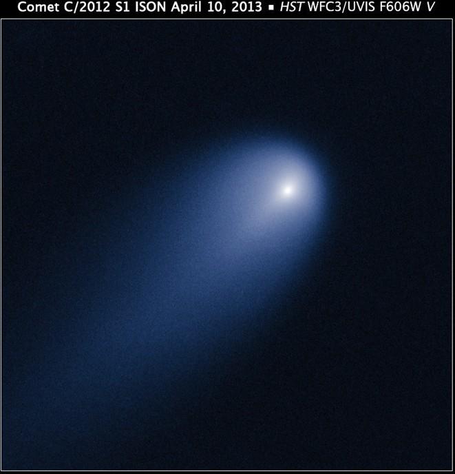 Комета C/2012 S1.