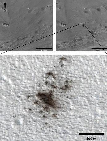 Ежегодно на поверхность Марса падает около 200 астероидов CVAVR AVR CodeVision cvavr.ru