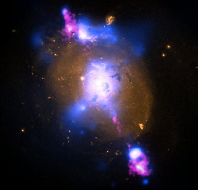 Галактика 4C+29.30.