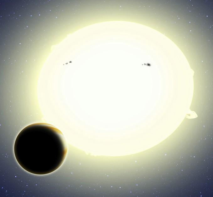Система Kepler-76.
