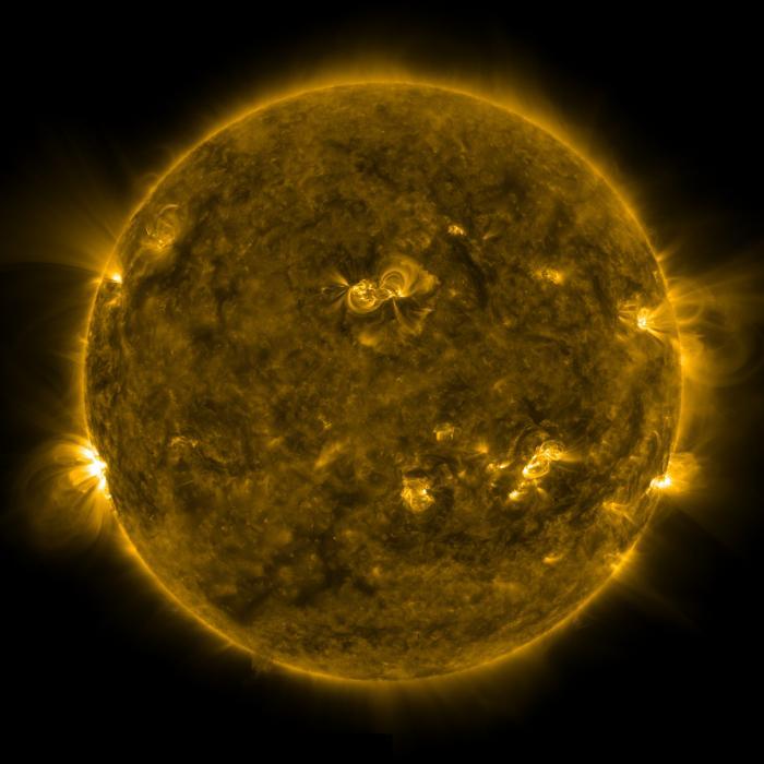 На Солнце произошла ещё одна вспышка CVAVR AVR CodeVision cvavr.ru