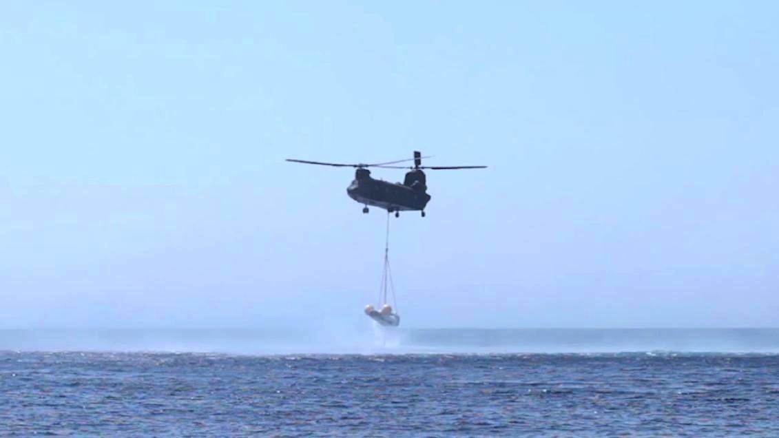 esa провело успешные испытания парашютной системы аппарата ixv CVAVR AVR CodeVision cvavr.ru