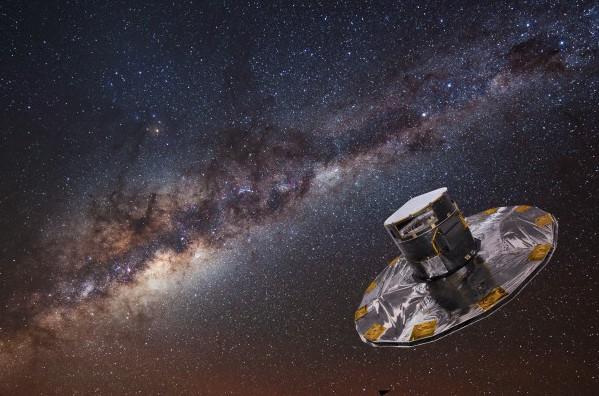 Космический телескоп «Gaia».