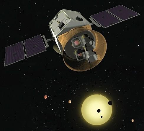 Телескоп TESS.