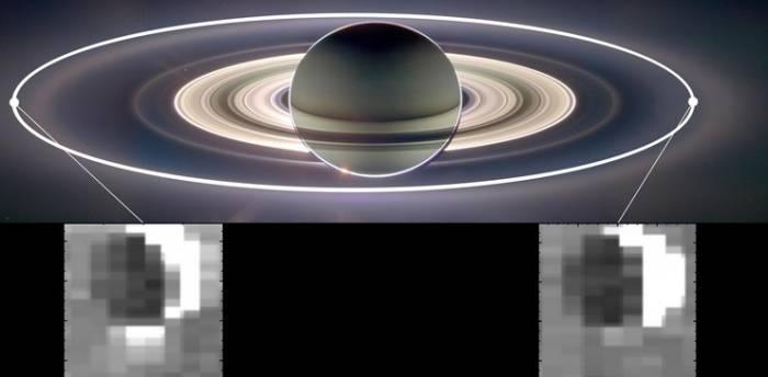Интенсивность гейзеров Энцелада напрямую зависит от того, насколько близко или далеко спутник находится от Сатурна.