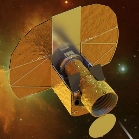 Космический телескоп CHEOPS.
