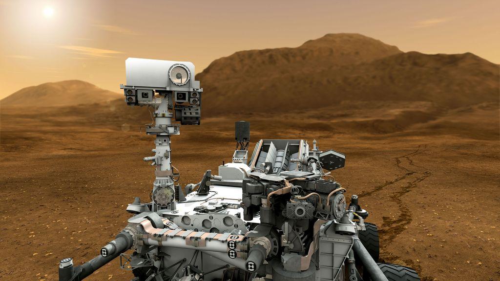 Компьютер марсохода Curiosity вновь вернулся к нормальному режиму работы